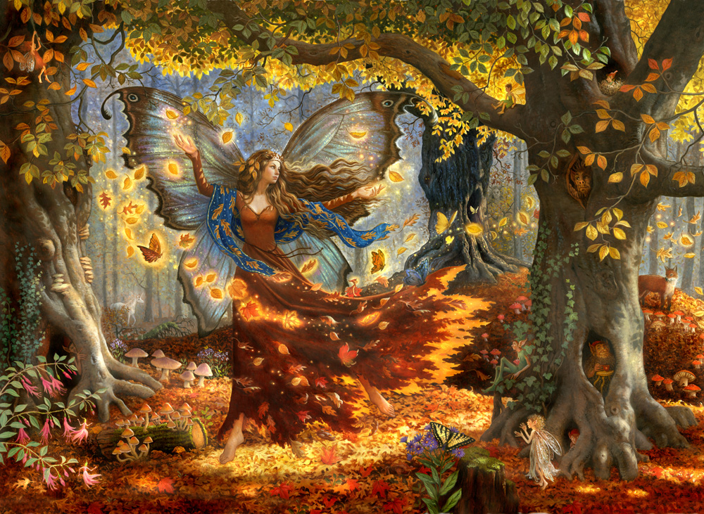 Wonderful World of Fairies: Interesting Fairy Facts